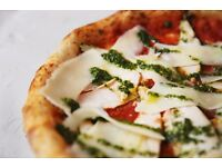Experienced Pizza Chefs and Chef De Partie's required/ Immediate Start