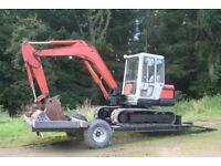 Kubota KX045 Digger