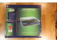 USB Turn Table