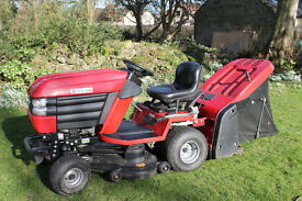 Westwood T1600 with only 250hrs With tipping trailer