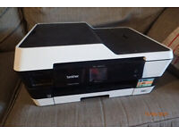 Brother A3 scanner (Printer playing up, scanner and document feed etc working fine)