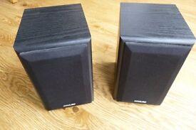 Acoustic Solutions Bookshelf Speakers