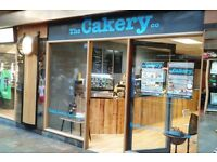 Barista required for Belfast city centre cake shop