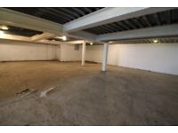 Massive storage space close to stradford --Viewing STRICTLY by appointment