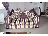 3 Seater Sofa & 2 chairs for sale £250.