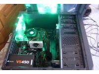Gaming PC Quad Core 860K 3.7GHz 8GB RAM 1TB HDD NVIDIA GT 1030 2GB GDDR5 GPU