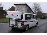 Autosleeper Montana two berth Camper Van
