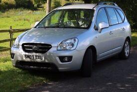 2009 Kia Carens Very reliable car