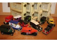 WERE £120 SET OF 12 BUT NOW ONLY £2.99 INDIVIDUALLY 3M AUTOMOTIVE MODEL VEHICLES SET 12