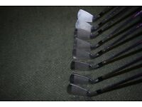 Mizuno Comp EZ T-Zoid iron set