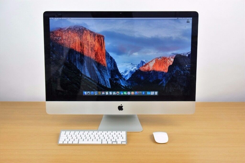 """IMAC 27"""" 2.93GHZ 8GB RAM 1TB HARD DRIVEin Clayton, West YorkshireGumtree - IMAC MID 2010 SPEC AS IN PICTURES. WIRELESS KEYBOARD AND MOUSE. SOFTWARE INSTALLED READY TO USE. CALL 07909 225504 FOR DETAILS COLLECTION FROM AMS MEDIA 557 GREAT HORTON RD. BD7 4EF"""