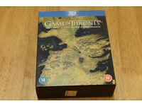 Game Of Thrones Season 1 to 3 (15 Blu-ray Disc Set)