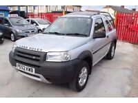 Land Rover Freelander 1.8 S Hard Top 3dr FULL SERVICE HISTORY