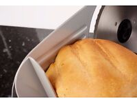 Andrew James Electric Precision Food Slicer 19cm Blade + Includes 2 Extra Blades For Bread and Meat