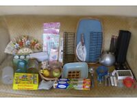 Varied and Competitively priced (to allow for a decent profit) CARBOOT / CAR BOOT Job Lot / Bundle.
