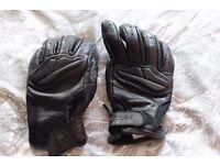 Motorbike RACER gloves size S
