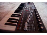 AKAI Professional MPK 49 MIDI Controller Keyboard (with Moog style pot upgrade)