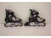 Salomon DR 100 Speedster Inline Skates size 6 uk