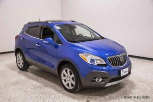 2014 Buick Encore LEATHER/ROOF/NAV- CUIR/TOIT/NAV