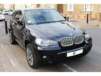 BMW X5 40d M sport, X Drive, 7 SEAT, PAN ROOF, PRO NAV many other extras 12 mths MOT, FSH