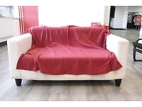 Sofa, Two-seat, Uncovered