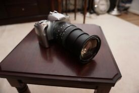 Sigma Auto Focus Zoom 28-200mm F/3.8-5.6 Aspherical UC Lens - Canon mount