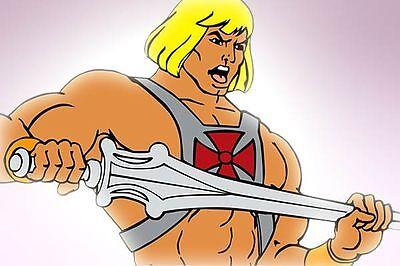 Original Cartoon Ran from: 1983 to 1985