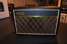 VOX 15W GUITAR PRACTICE AMPLIFIER.