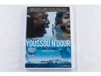 YOUSSOU N'DOUR - RETURN TO GORÉE - A MUSICAL ODYSSEY - FILM by PIERRE YVES BORGEAUD DVD