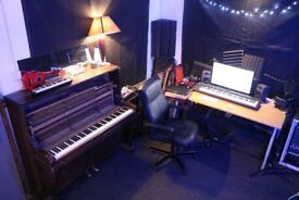 Music Recording Studio & Production space share £40 / day