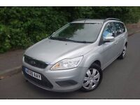 2010 60 PLATE FORD FOCUS 1.8 TDCI, 1 OWNER FROM NEW, GOOD RUNNER, FULL SERVICE HISTORY,
