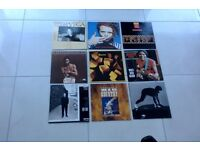Vinyl LP collection all in very good condition
