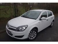 2010 VAUXHALL ASTRA 1.7 CDTI, DIESEL, 1 OWNER, FULL HISTORY, CAMBELT REPLACED, LONG MOT