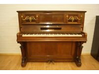 Antique Erard rosewood upright piano - Delivery available