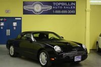 2002 Ford Thunderbird *1Owner*Removable Hard & Soft Top*