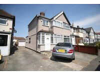 3 bedroom semi-detached house to rent, Hornchurch, London, RM12