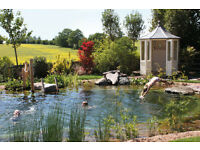 Landscape Foreman for Swimming Ponds and Natural Swimming Pools