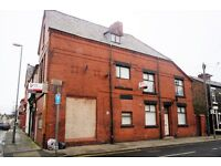 1A Keith Avenue, Walton. Two bedroom apartment in converted premises, with DG & GCH. DSS Welcome