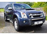 2011 - 61 Isuzu - Rodeo Denver Pickup - NO VAT