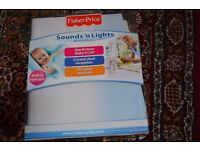 Fisher Price Sounds and Light Monitor