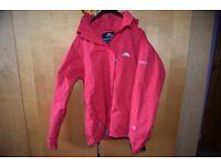Ladies Trespass jacket - small BNWT