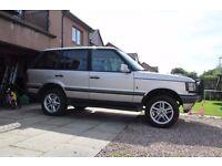 Range Rover HSE (4.0 V8)