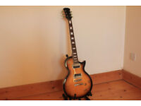 LES PAUL SEL-ZEB-2TS GUITAR BY STAGG