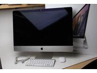 Apple iMac Late 2015 Retina 5K 27-inch 3.2GHz Quad Core i5 8Gb 1Tb BOXED Near Mint