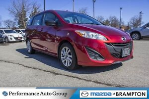 2013 Mazda MAZDA5 GS|ALLOYS|KEYLESS|A/C|AUX