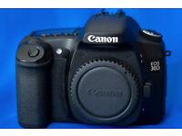 Canon EOS 30d Digital SLR Camera