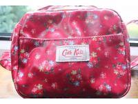 Cath Kidston Girls red floral shoulder bag
