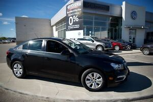 2015 Chevrolet Cruze LT Turbo - Carproof Clean!!