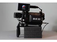 RED One MX 4.5K Full Package | SSD Module + Redmags | 120 fps @ 2K | RAW 4.5K | Built In LUTS