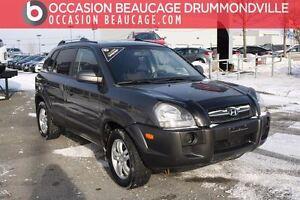 2008 Hyundai Tucson BAS MILLAGE - JAMAIS ACCIDENTÉ!!